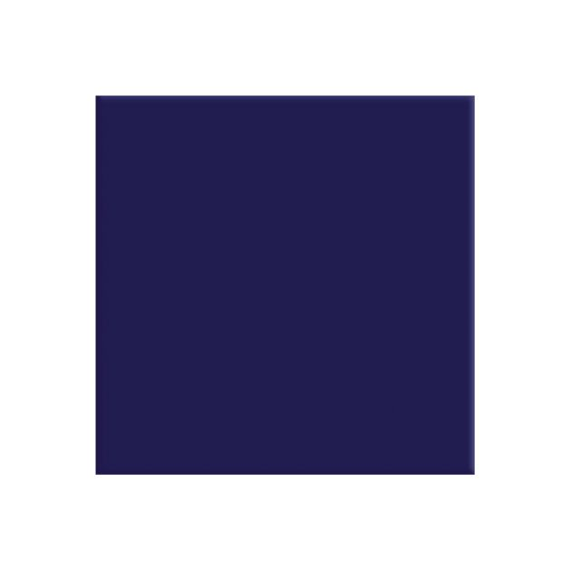 Revestimento Solto Ceral Pisos 20x20 - Cor Azul Cobalto