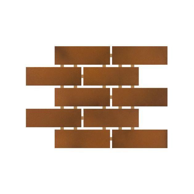 Revestimento Telado Ceral Pisos 5x15 - Romano Marrom