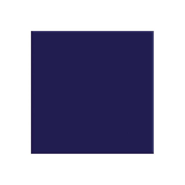 Revestimento Telado Ceral Pisos 10x10 - Azul Cobalto Brilhante