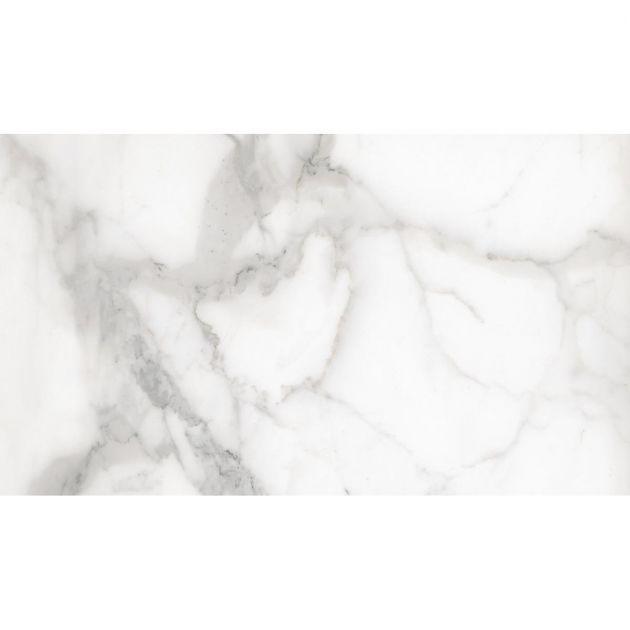 Porcelanato Retificado Villagres 61x106,5cm - Calacatta Touch Polido Brilhante Touch