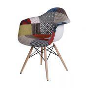 Cadeira Eames DKR Patch Work