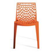 Cadeira Gruvyer em Polipropileno Highgloop
