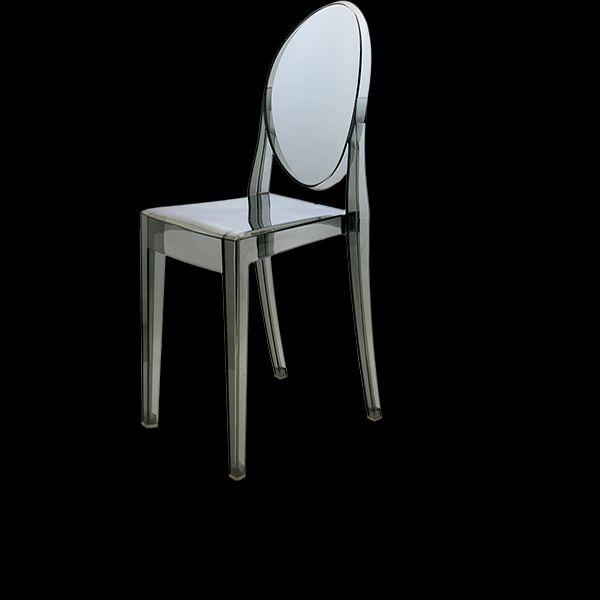 Cadeira Invisible sem braço
