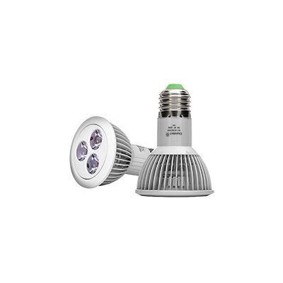 Lâmpada POWER Led PAR20 - 7W - 3.200 - Morna Amarela