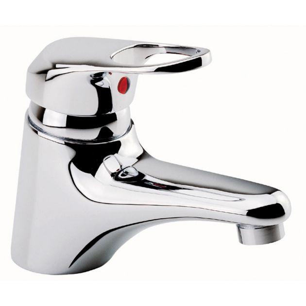Misturador monocomando lavatório de MESA DECAMIX - Cromado