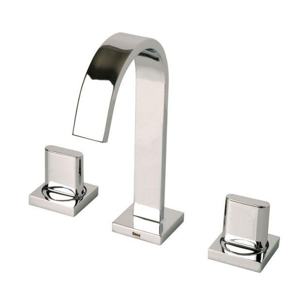 Misturador lavatório de mesa bica alta DN15 POLO - Cromado - Deca
