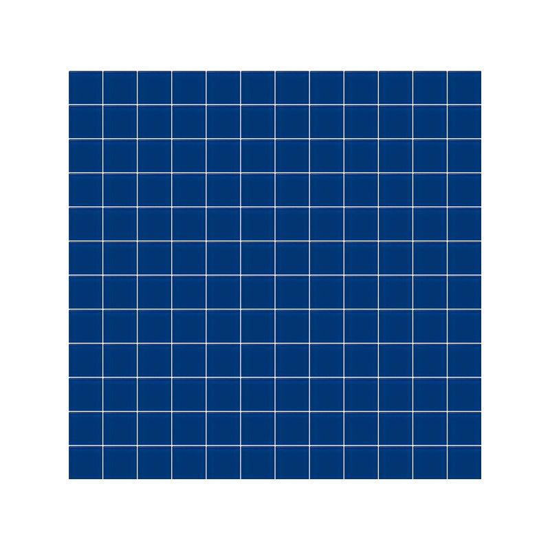 Pastilha de Vidro 30 x 30 cm Cor Azul Escuro - 20 placas m² cx   1 ... e3eb928c2f8d4