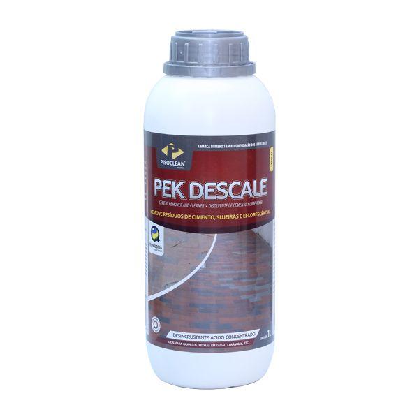 Pek Descale - Removedor de cimento, sujeiras e eflorescências - 1 Litro
