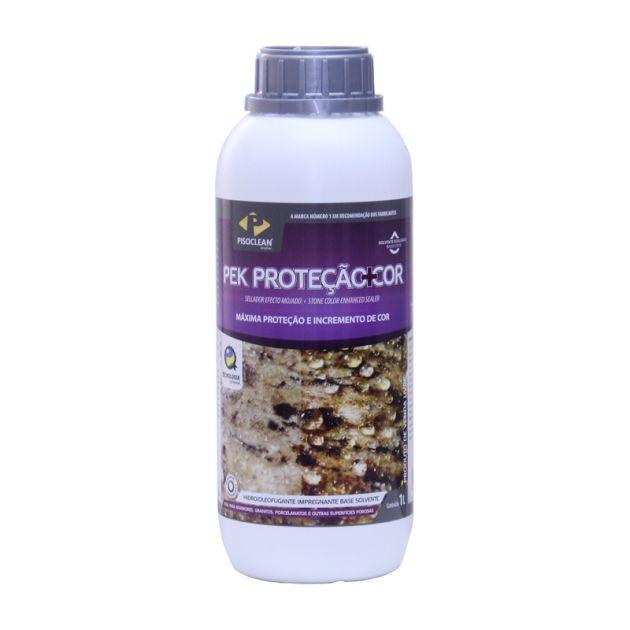 Pek Proteção + Cor - Pisos protegido de manchas e valorização de cor.