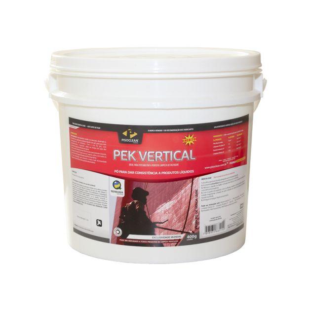 Pek Vertical - A solução para a limpeza de fachadas. 400G