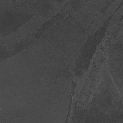 Porcelanato Villagres - BLACK STONE  Minerale 92x92 Acetinado