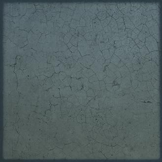 Porcelanato Villagres - CARIBBEAN blue 25x25 Brilhante com relevo