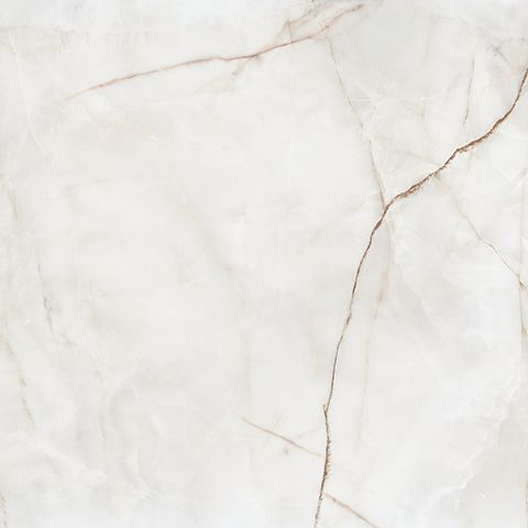 Porcelanato Villagres Palazzo Ducale - Polido Brilhante Touch 90,5x90,5