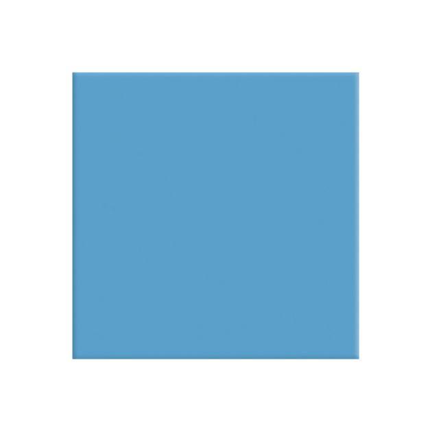 Revestimento Telado Ceral Pisos 10x10 - Azul Capri Brilhante
